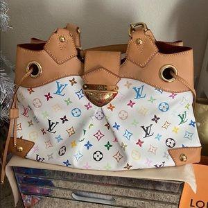 Louis Vuitton Ursula multicolor bag